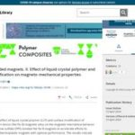 Polymer Bonded Magnets. II. Effect of Liquid Crystal Polymer and Surface Modification on Magneto-mechanical Properties